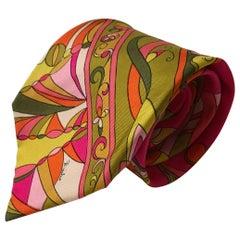 Emilio Pucci Men's Vintage Tie