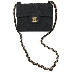 Chanel Denim Mini Bag
