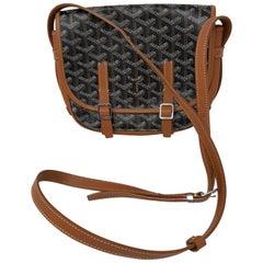 Goyard Belvedere PM Chevron Crossbody Bag