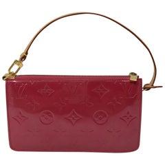 Louis Vuitton Lexington Pink Vernis Pochette