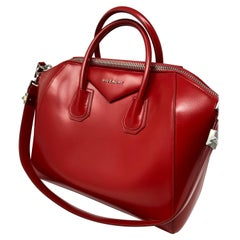 Givenchy Medium Red Antigona Bag