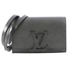 b1072bffe6b6 Louis Vuitton Louise Shoulder Bag Epi Leather PM