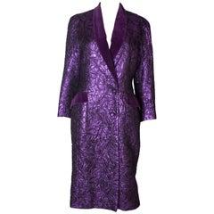 Jan Van Velden Vintage Dress coat