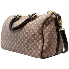 Louis Vuitton Sepia Monogram Idylle Speedy Bag