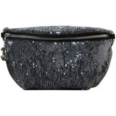 Chanel Sequin Belt Bag