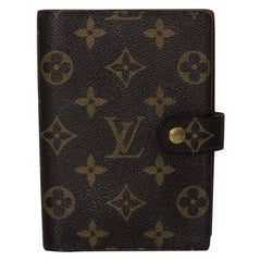 Louis Vuitton Monogram Agenda PM Planner