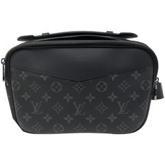 Louis Vuitton Black Mono Bum Bag