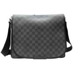 Louis Vuitton  Damier Graphite Crossbody  Bag