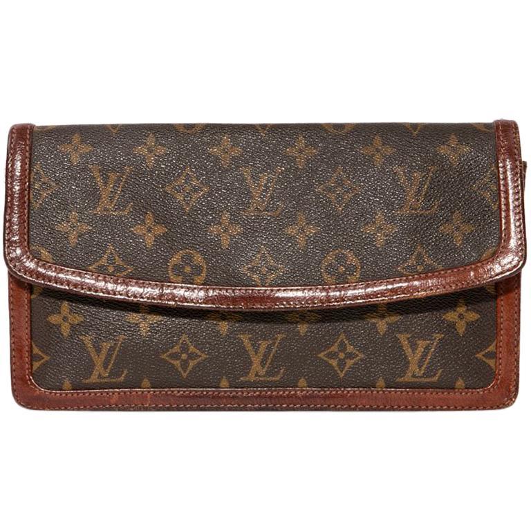 c214e8a9d155 Louis Vuitton Petillante Clutch Monogram Empreinte Leather at 1stdibs