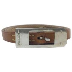 HERMES Multi Tour Bracelet in Natural Leather
