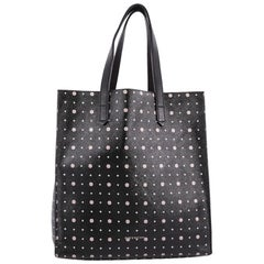 Givenchy Stargate Shopper Tote Printed Coated Canvas Large