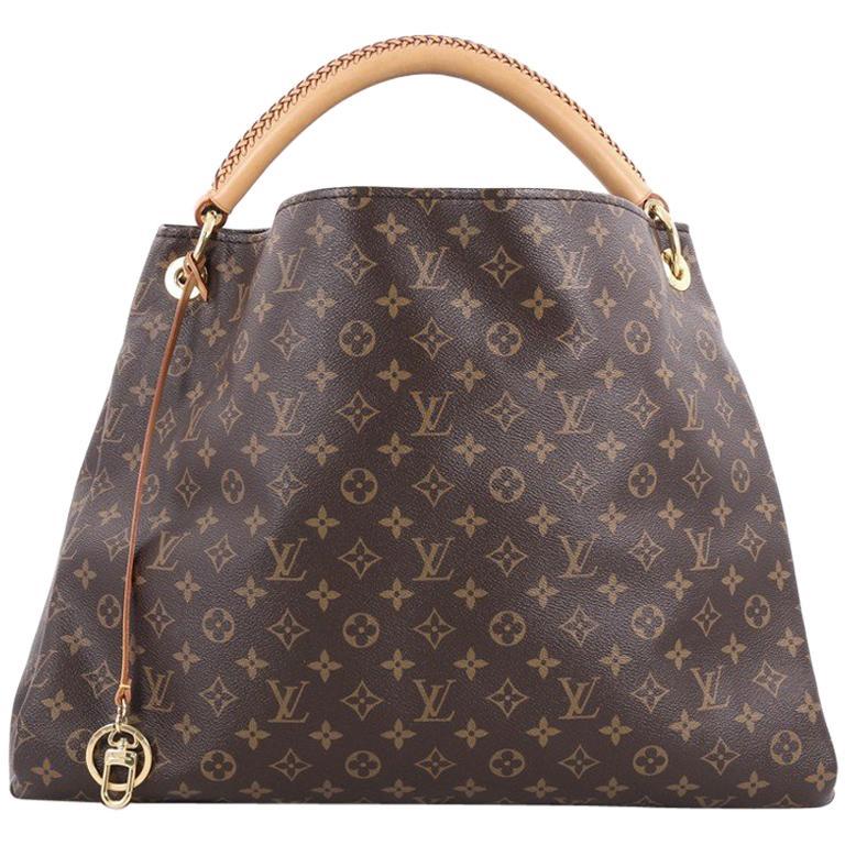 63f35b7a4897 Louis Vuitton Artsy Handbag Monogram Canvas GM at 1stdibs