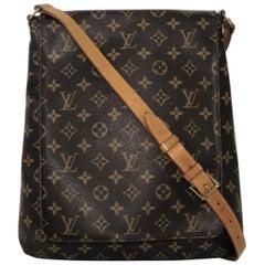Louis Vuitton Monogram Musette Salsa GM Crossbody Bag
