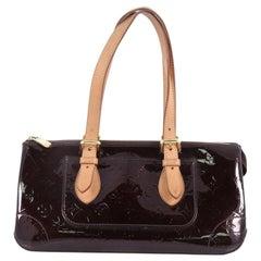 Louis Vuitton Rosewood Avenue Handbag Monogram Vernis