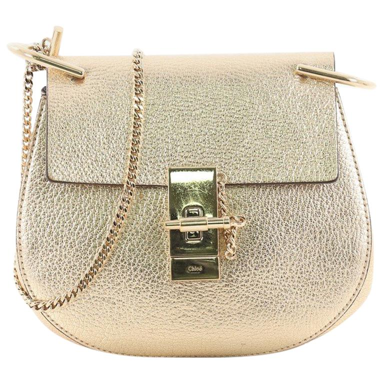 f5eb91d66b Chloe Drew Crossbody Bag Leather Mini