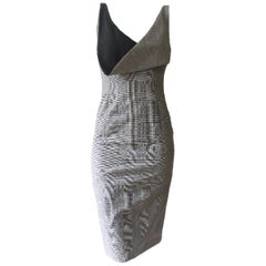 Alexander McQueen 1998 Collection Runway Dress