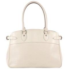 Louis Vuitton Passy Handbag Epi Leather GM