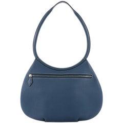 Hermes Cacahuete Handbag Clemence