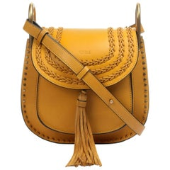 Chloé Hudson Small Leather Crossbody Bag