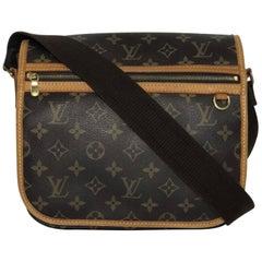 Louis Vuitton Monogram Messenger Bosphore PM Crossbody Shoulder Handbag