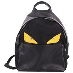 Fendi Monster Backpack Nylon Large
