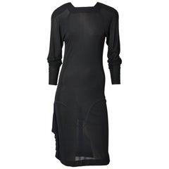 Jean Muir  Matte Jersey Dress