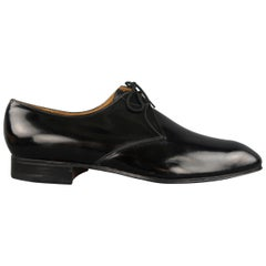Church's Dress Shoes - Black Patent Leather Lace Up Derby