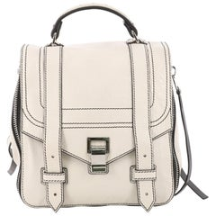 Proenza Schouler PS1 Zip Backpack Leather
