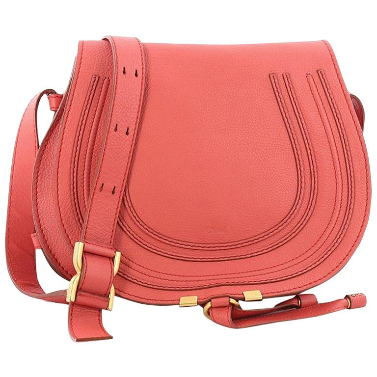 1e53b5b84d Chloe Marcie Crossbody Bag Leather Medium at 1stdibs