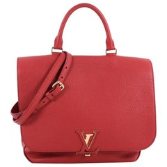 Louis Vuitton Volta Leather Handbag