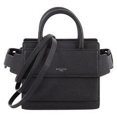 Givenchy Horizon Satchel Leather Nano