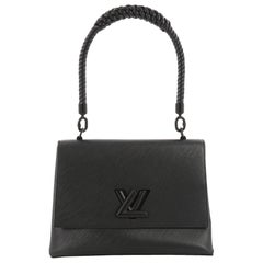 Louis Vuitton Twist Top Handle Bag Epi Leather