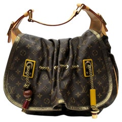 2009s Louis Vuitton Kalahari Shoulder Bag Limited Edition