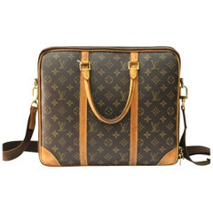Louis Vuitton Business Bag Icare Messenger Crossbody Bag