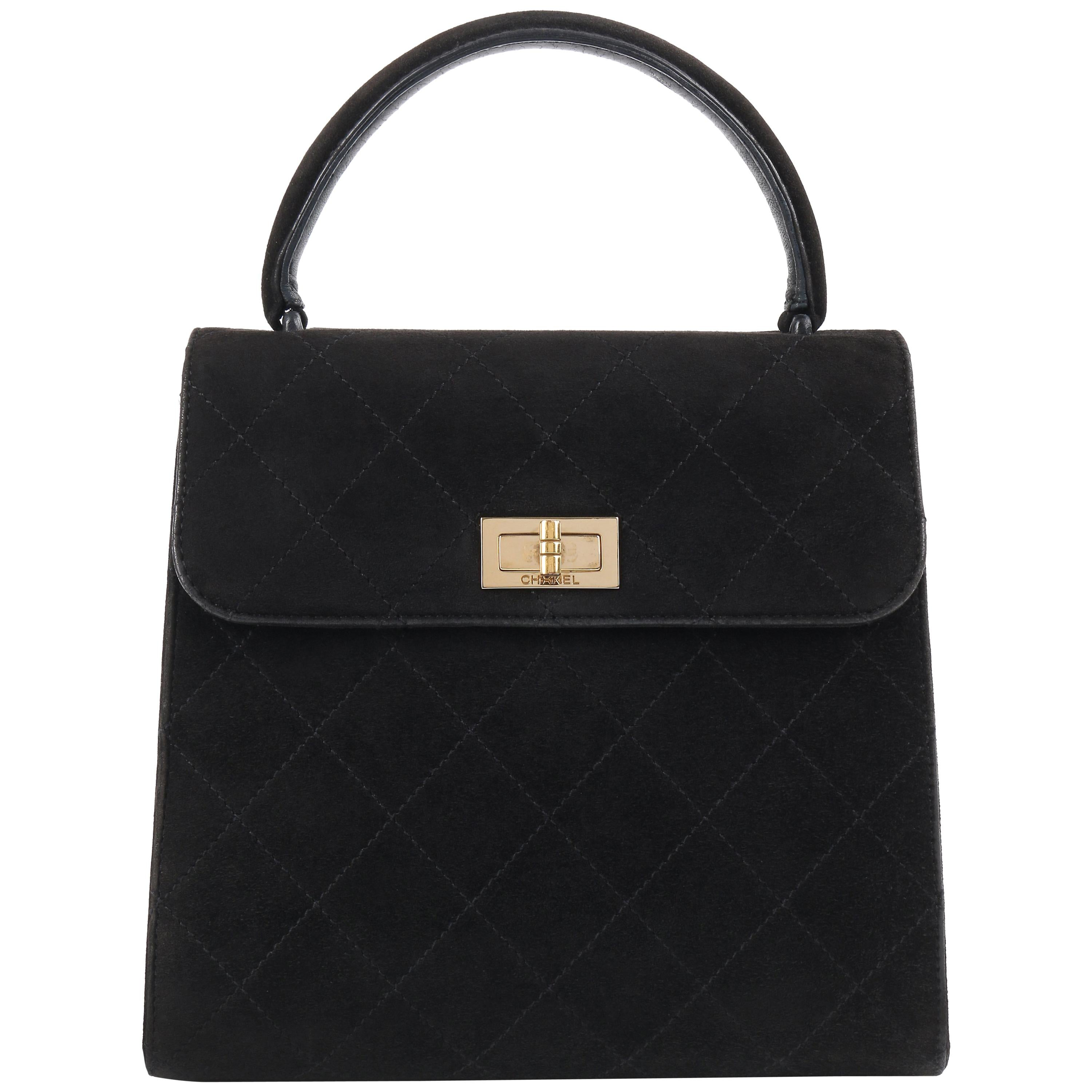 0231b6fcf3f1 E-Collectique Luxury Resale Top Handle Bags - 1stdibs