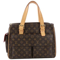 Louis Vuitton Multipli Cite Handbag Monogram Canvas