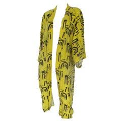 Joan Miro Benedikt Taschen vintage kimono