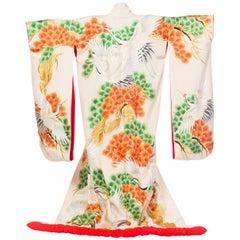 Japanese Wedding Kimono, 1930