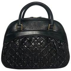 Louis Vuitton Vienna Leather Mizi Satchel Handbag