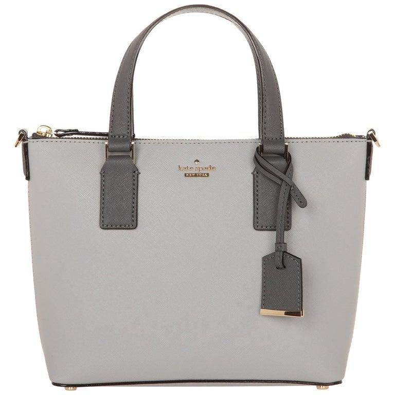 Kate Spade Cameron Street Lucie Steel Grey Crossbody Bag Pxru7698 038 For
