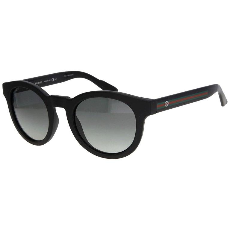 Gucci Women Black Sunglasses