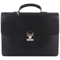 Louis Vuitton Neo Robusto 1 Briefcase Epi Leather
