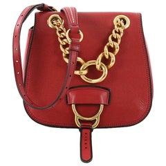 Miu Miu Dahlia Crossbody Bag Leather Small