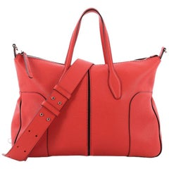 Tod's Piccolo Tote Leather Medium