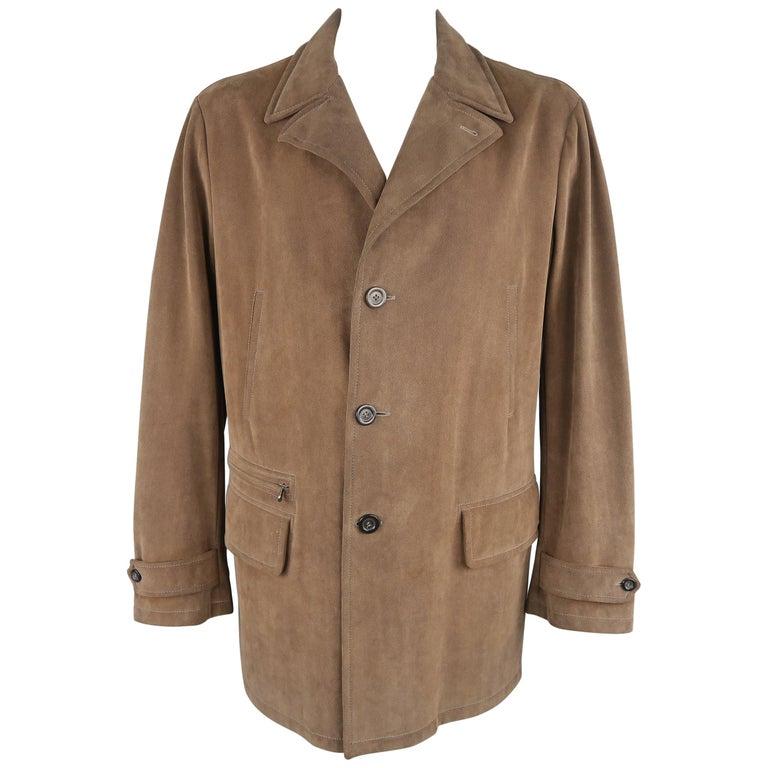 how to clean microsuede coat