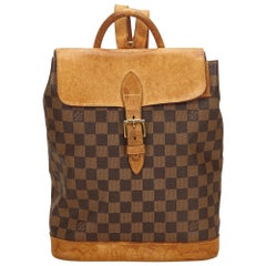 Louis Vuitton Brown Damier Ebene Arlequin