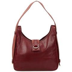 Hermes Red Box Tsako Bag