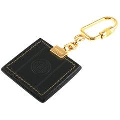Fendi Logo Keychain