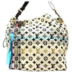 2010 Louis Vuitton Limited Edition Cheche Bohemian Shoulder Bag