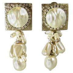 1950-1959 Dangle Earrings